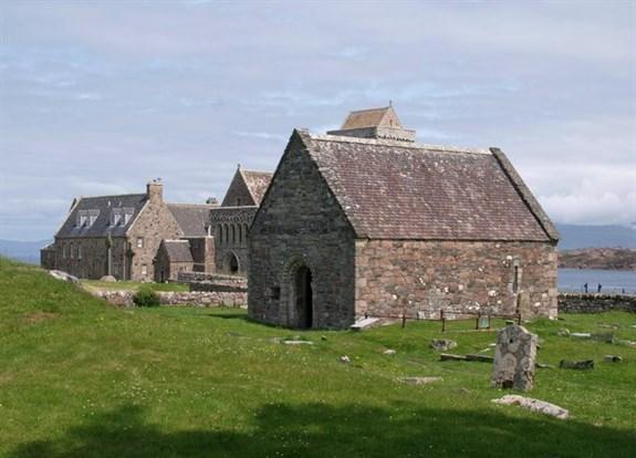 St Orans Chapel