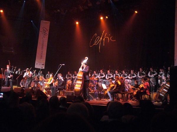 Celtic Connections 2015 Glasgow Hosts the UK's Biggest Folk Festival