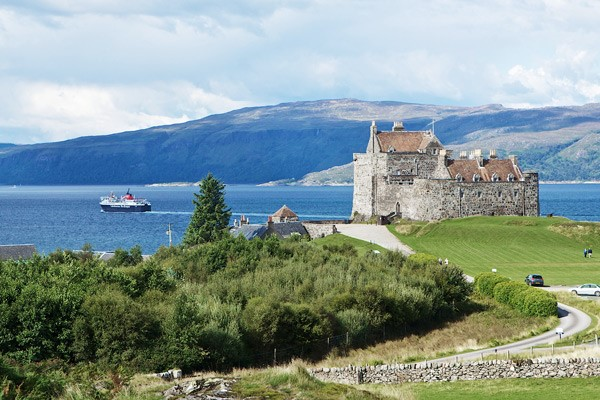 A brief history of Duart Castle