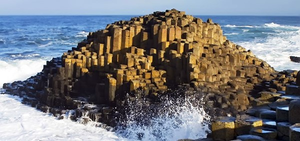 Giant's Causeway folklore