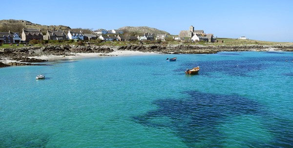 A brief history of Iona