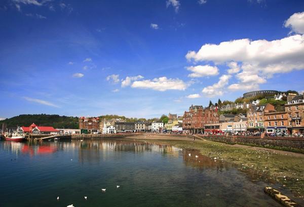 Oban - Portrait of a Highland town