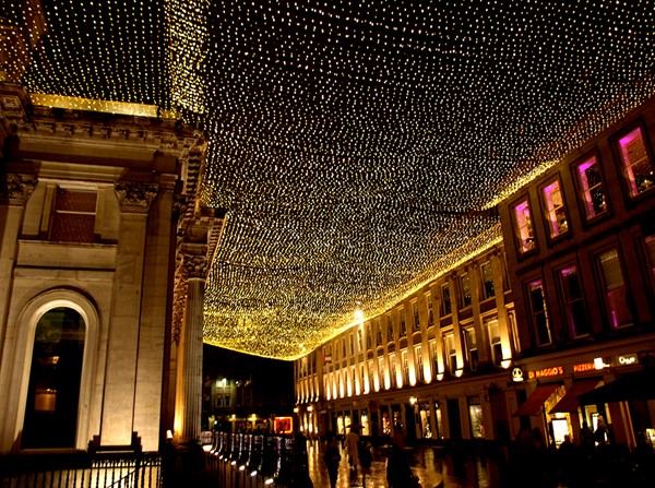 Dreaming of a Glasgow Christmas