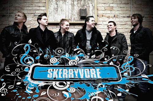 Skerryvore Press Image